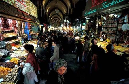 Bazares no Egito: irresistíveis