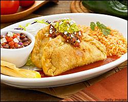 Empanada chilena