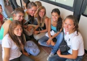 Compartilhe seu Ensino Médio com outros jovens chilenos!