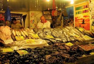 Os melhores frutos do mar da cidade