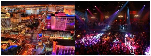 Las Vegas, a Sin City