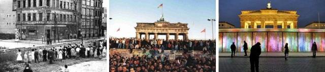 Muro de Berlim: construção, queda e hoje.