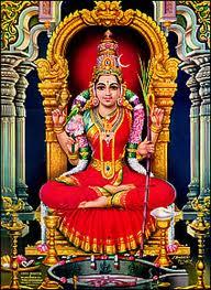 Shakti, deusa mãe Hindu