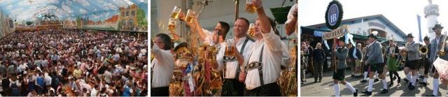 O Oktoberfest vai reunir seis milhões de pessoas!