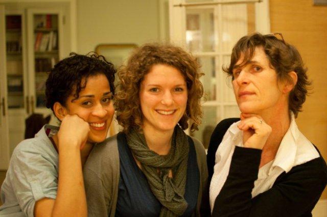 Ana Carolina e sua família francesa