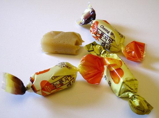 Na Coreia, o Cheong Woo, que tem um sabor levemente salgado, é feito com abóbora. Estranho?