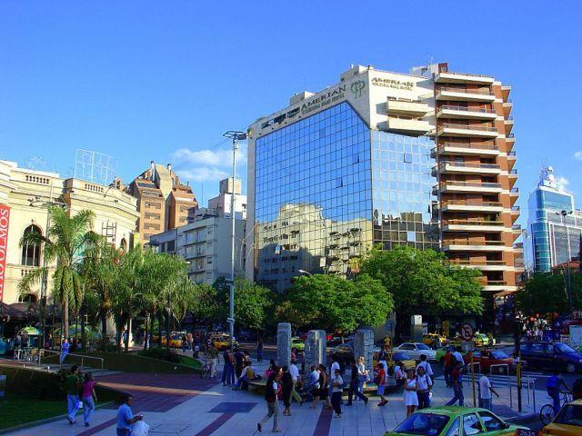 Praça de San Martín, Córdoba